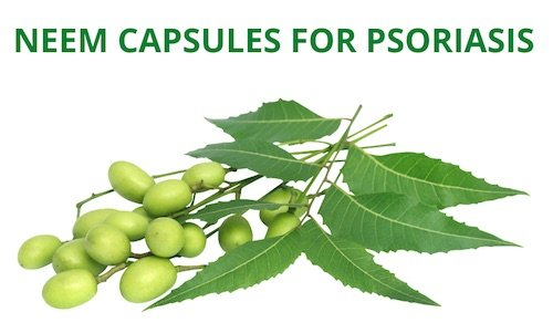 Best Neem Leaf Capsules for Psoriasis Available in USA
