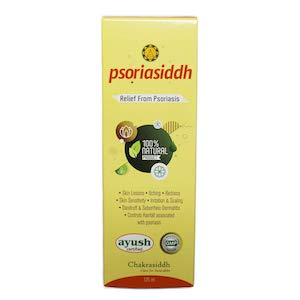 CHAKRASIDDH Psoriasiddh Oil for Psoriasis,